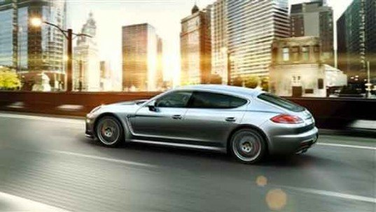 porsche panamera s e-hybrid, department of transport, grant, low carbon emissions, hybrid vehicle, luxury vehicle