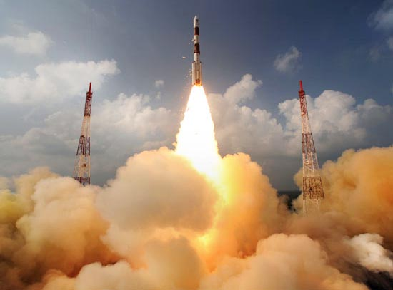 India Successfully Launches First Mission to Mars
