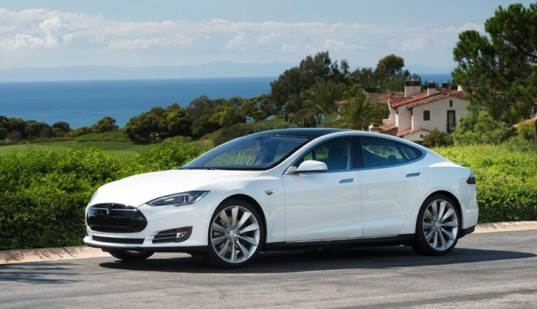 Tesla, Tesla Model S, Tesla Model E, Tesla electric car, Elon Musk, green car, electric car, lithium-ion battery, Panasonic, battery