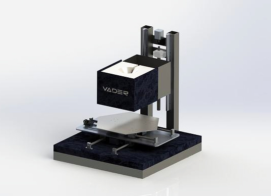Vader 3d Printer Creates Objects With Molten Metal