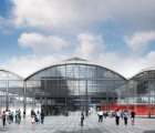 Renovated Paris Rail Station Will House 1000 Start-Ups!