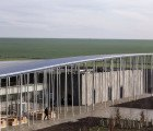 Energy-Efficient Stonehenge Visitor Center Opens its Doors in the UK