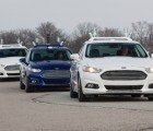 Ford Begins Testing Self-Driving Technology with Automated Fusion Hybrid Research Vehicle