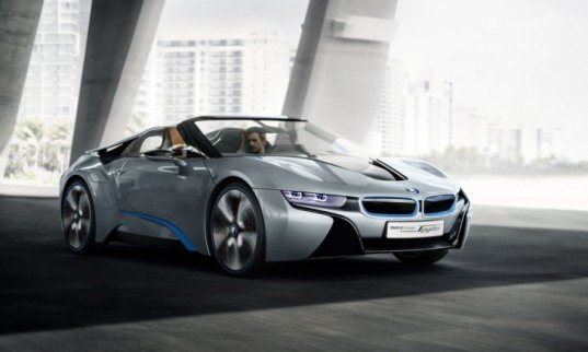BMW, BMW i8, BMW i8 Coupe, BMW i8 Spyder, BMW electric car, BMW hybrid, BMW plug-in hybrid,  plug-in hybrid, electric motor