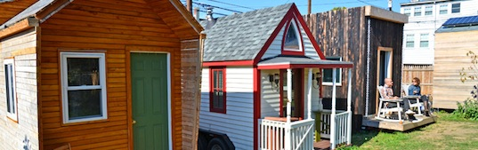 top 6 original photo stories, top 6 stories, top 2013 stories, photography,inhabitat photo stories, inhabitat original photo stories, tiny homes, boneyard studios, tiny home village, Washington DC tiny homes, Minim House, green design, small space living,
