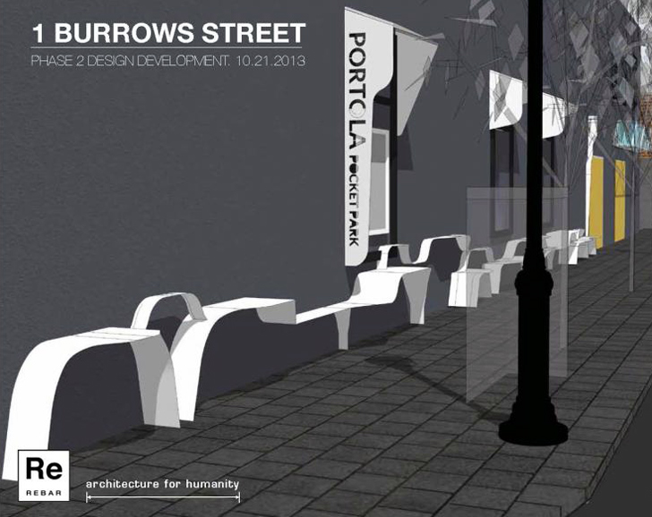 Behind The Design Of San Franciscos 1 Burrows Pocket Park With
