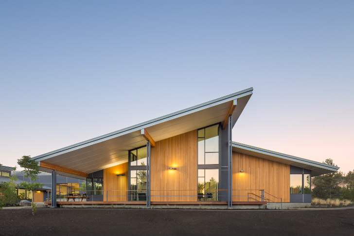 Cascades Academy Is An All Natural Geothermal School In