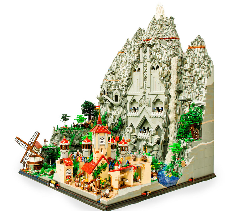 teens use 80 000 lego pieces in jaw dropping replica of