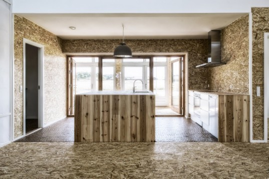 Lendager Arkitekter, Upcycle House, recycled materials, upcycled materials, sustainable building, denmark upcycle house, lendager architects, Realdania Byg Foundation, energy efficiency, shipping container buildings,
