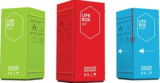 Life Box, Red Dot, Red Dot Design Award Winner, Adem Onalan, Emergency Shelter, Disaster Recovery, Flood, Earthquake, Fire, Natural Disasters, emergency shelter
