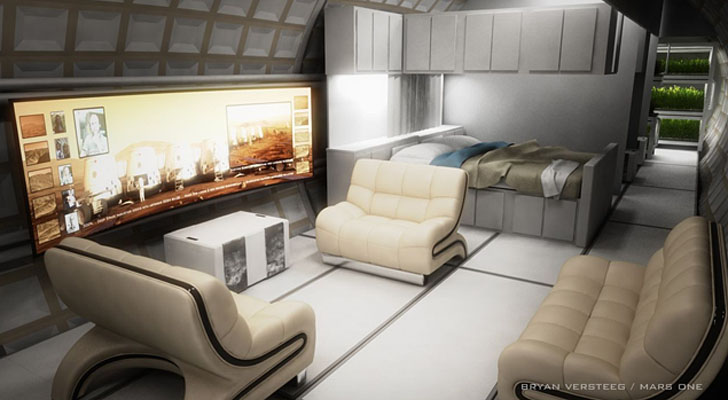 Mission Mars One Announces First Round of Applicants to Live on Mars in 2025