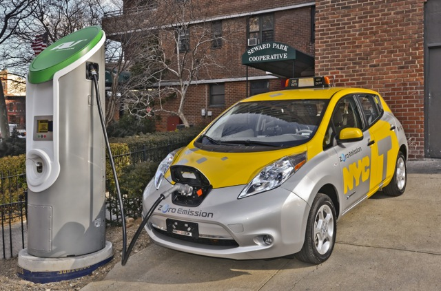Nyc S Electric Cars Innovation