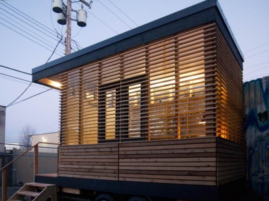 Camera Buildings, tiny house, prefab, tiny prefab, prefab design, prefab studio, Filter Studio