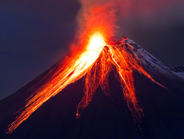 Company Seeks to Turn Volcano Emissions Into a Renewable Source of Fuel