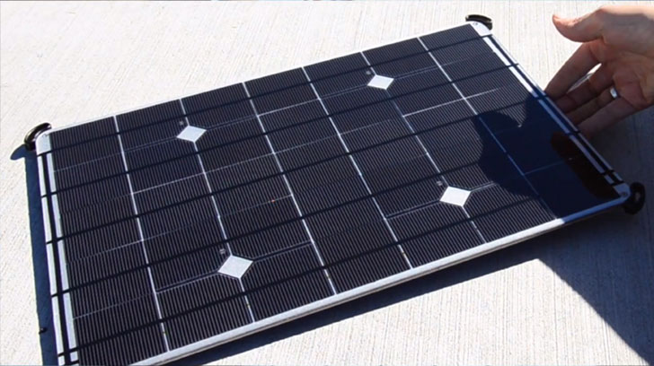 Video How To Install Solar Panels On Your Car Inhabitat
