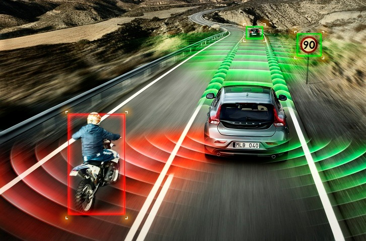 100 Self Driving Cars Set To Hit Swedens Public Roads In