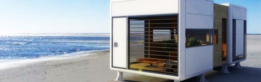top 6 arch stories 2013, 2013 top 6 posts, top 6 architecture posts, inhabitat top 6 posts, off grid living, off grid chamfer house, chamfer house, minimalist chamfer home, chamfer house archetype