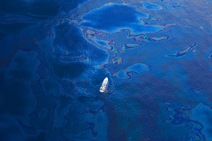 Drones Now Used to Model the Paths of Disastrous Oil Spills