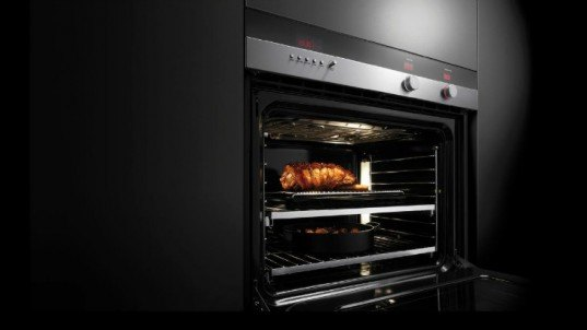 Fisher & Paykel Aero Tech Convection System, Fisher & Paykel, Aero Tech Convection System, built-in oven, Fisher & Paykel built-in oven
