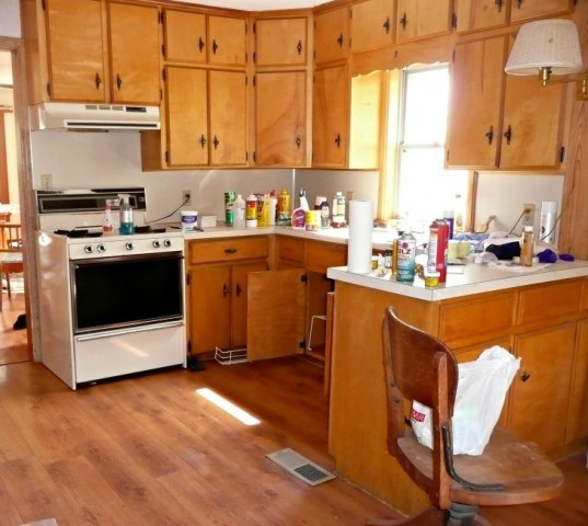 co-friendly faucets, eco-friendly faucets, eco-friendly kitchen, faucets with sensors, green faucets, green kitchen, how to upgrade my kitchen, inhabitat competition, inhabitat contest, kitchen renovation, moen, moen faucets, Moen MotionSense faucet, MotionSense, MotionSense faucet, Project Kitchen Upgrade, touch-free faucet, ugly kitchen, Ways to Green Your Kitchen, Nilea Rohrer-Parvin
