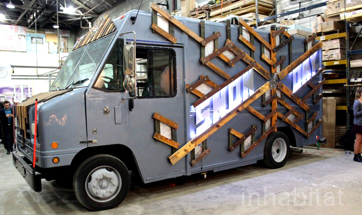 New Snow Day Maple Syrup Themed Food Truck Will Provide Jobs To