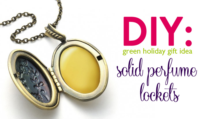 Diy gift idea learn to make beautiful solid perfume lockets design solutioingenieria Image collections