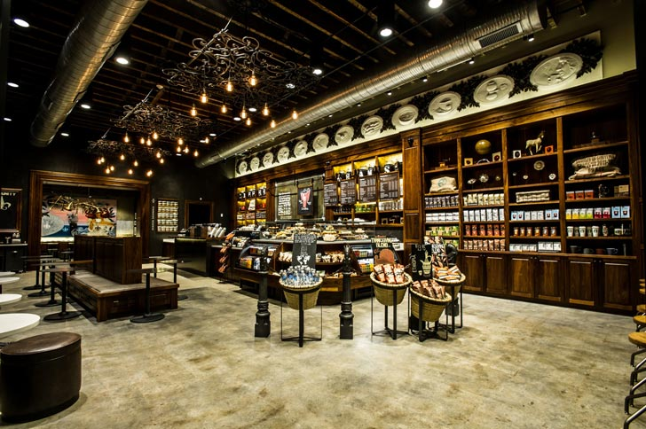Starbucks New Canal Street Store New Orleans French District ...