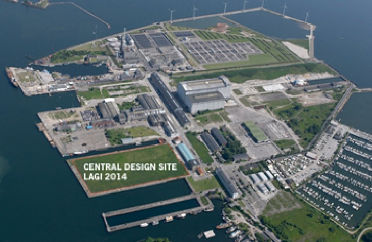 Registration for the 2014 Land Art Generator Initiative Design Competition Opens in Copenhagen