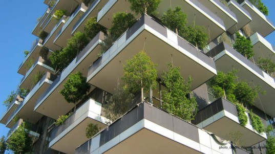 sustainable architecture, Bosco Verticale, Vertical Forest, World's First Vertical Forest, Italian Architecture, Studio Boeri, Metropolitan Reforestation