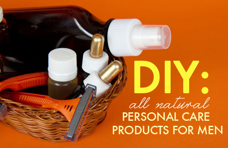 Diy homemade all natural personal care products for men inhabitat design solutioingenieria Choice Image