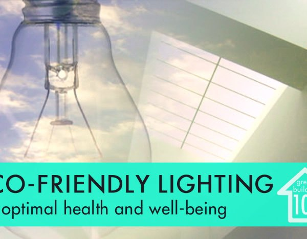 GREEN BUILDING 101: Environmentally Friendly Lighting for