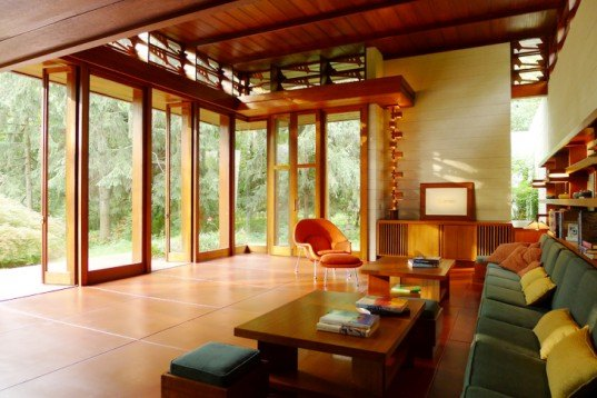 Rare Frank Lloyd Wright Usonian House To Be Moved And