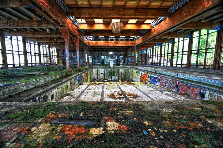 Sneak A Peek Inside The Beautifully Abandoned And