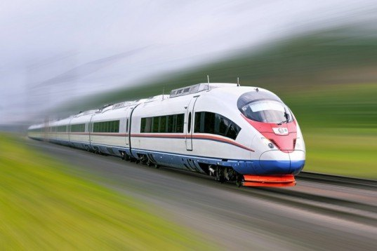 High Speed Rail Line Proposed to Connect Texas and Mexico