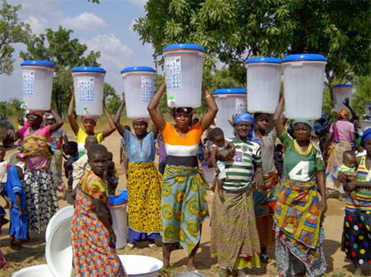 MIT Distributes $6 Water Filter Made with Local Materials to Developing Countries