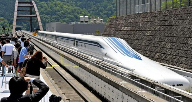 Japan Offers US $4 Billion Loan For Super Maglev Train Line Between DC and Baltimore