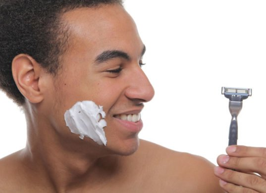 How to get smooth skin for guys
