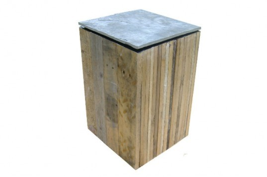 Pallet Furniture, Gas & Air Studios, shipping pallet, shipping pallet furniture, pallet coffee table, pallet table, guy burnett