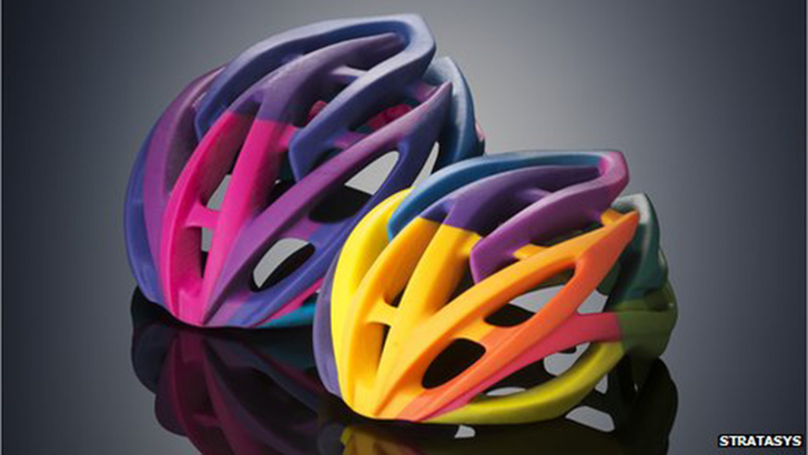 Stratasys Unveils the World's First Multi-Color, Multi-Material 3D Printer