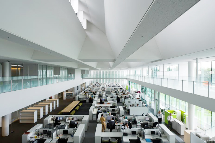 Tokyo Techno Station Achieves Japan S Highest Leed