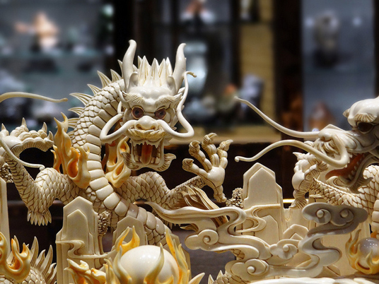 f8fa7ca35417 China Pulverizes  10 Million Worth of Ivory in Fight Against Illegal Trade