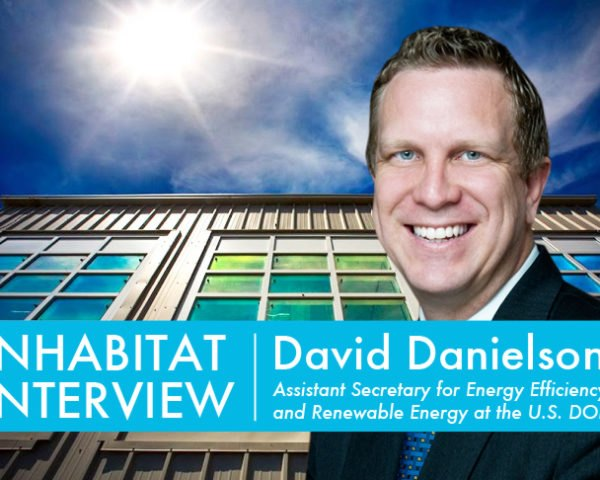 Department of Energy, interview, David Danielson, DOE, Energy Efficiency and Renewable Energy, ARPA-E, clean energy, energy efficiency, renewable energy, clean tech, government