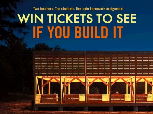 bertie county north Carolina, Christine omalley, Emily pilloton, free tickets ifc, if you build it movie, ifc center new york, ifc center nyc, matthew miller, neal baer, patrick creadon, project h design