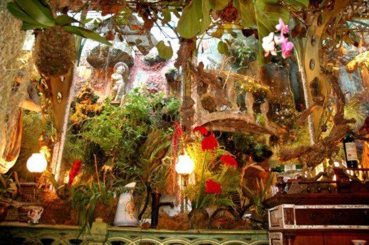 Mas Provencal, flower restaurant in France, secret garden restaurant, edible grapes and cherry tomatoes, exotic French restaurant in Nice, greenhouse restaurant, fairy garden restaurant,