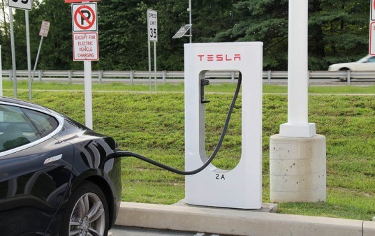 Tesla Supercharging Stations Enable Effortless Travel From