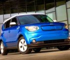 2015 Kia Soul EV Debuts in Chicago With a 100-Mile Driving Range