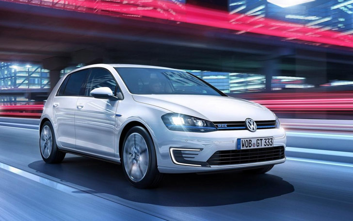 2017 Volkswagen Golf Gte Plug In Hybrid Debuts With A 157 Mpg Rating