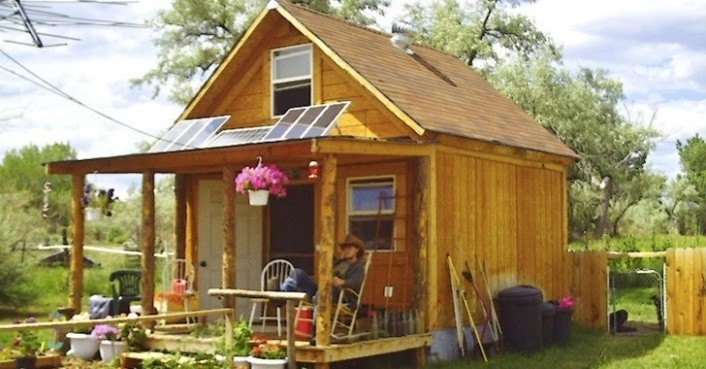 6 Eco Friendly Diy Homes Built For 20k Or Less: 6 People Who DIYed Their Own Homes 3 « Inhabitat