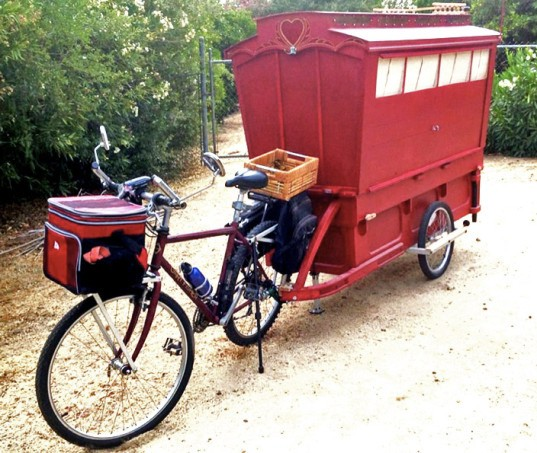 how to build your own gypsy caravan
