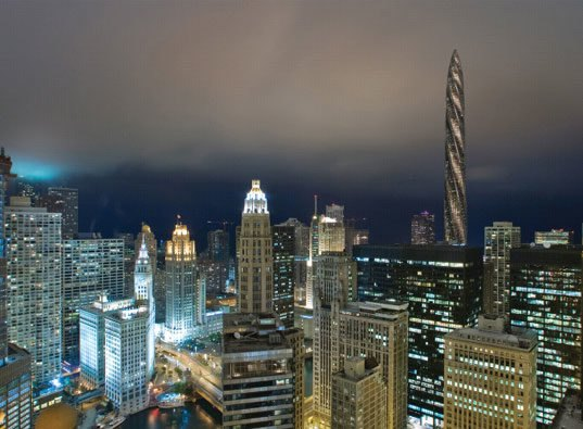 Construction on Calatrava's Chicago Spire Could Resume ...
